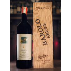 Cantina Gigi Rosso Barolo DOCG 2013 Arione Dubbel Magnum